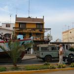 Dos dias en Paracas. Pisco con coca y mujeres-caballo.