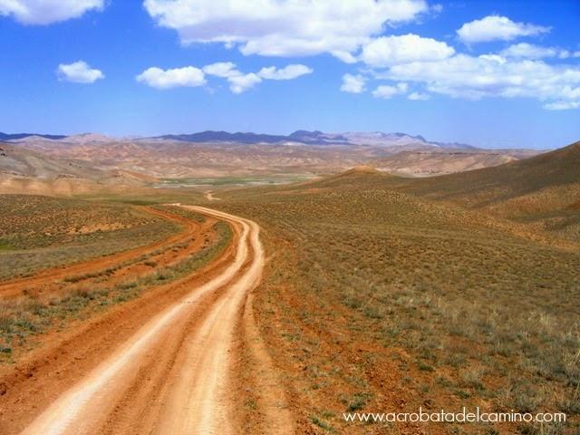ruta de central afgana