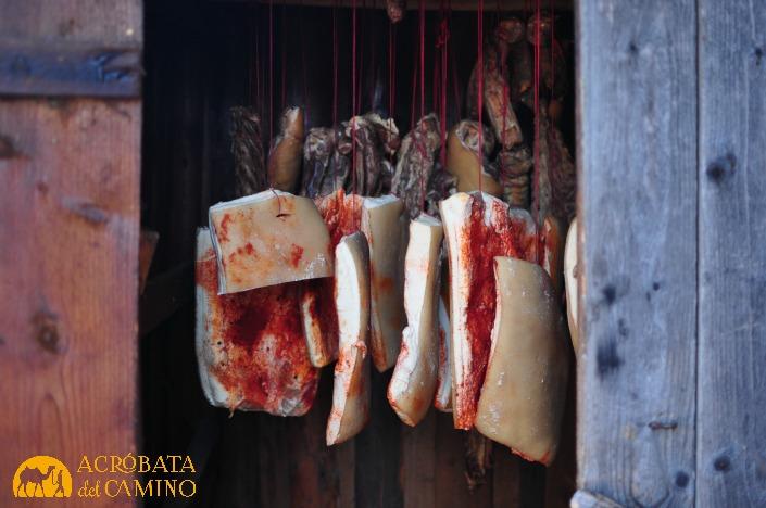 comida en transilvania