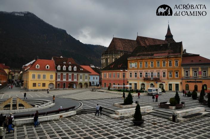 centro historico brasov