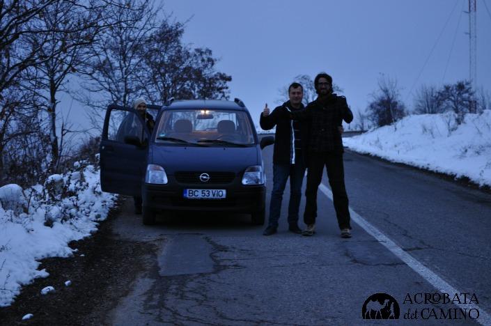 autostop en rumania