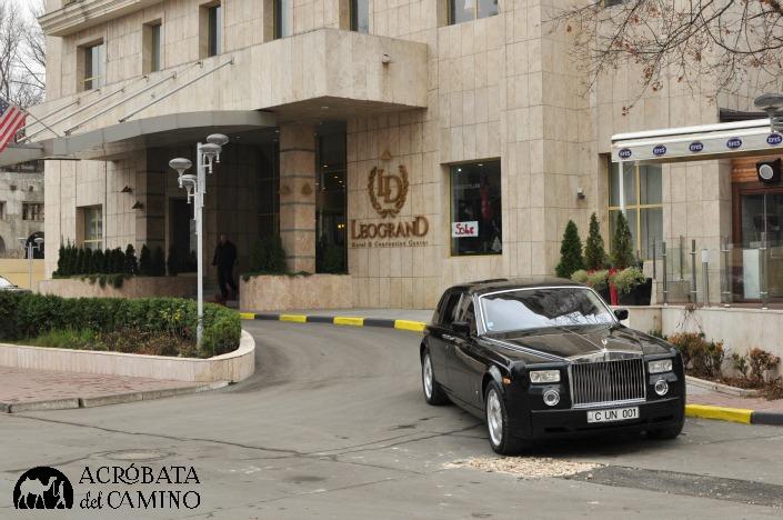 rolls royce moldavia