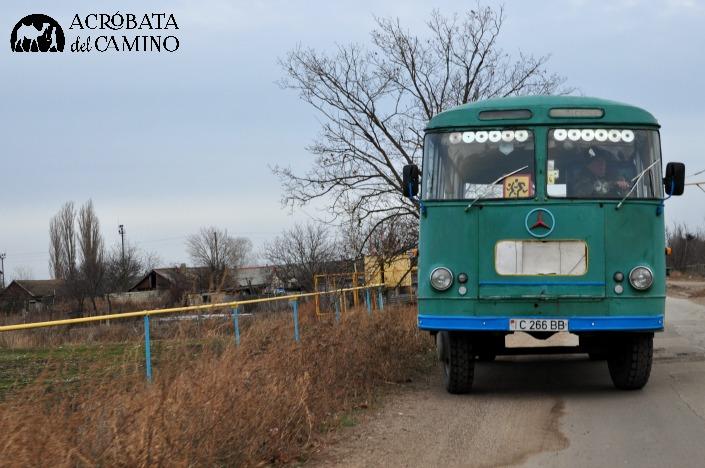 Interior de Transnistria, deep in Soviet lands...