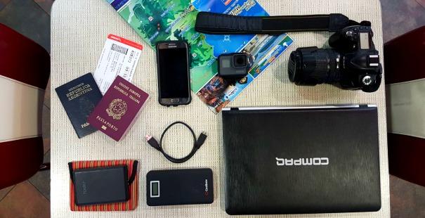 dispositivos portatiles para viajes