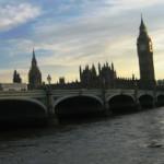 Imágenes cliché del corazón de Londres