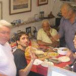 1era y 2da semanas de Junio de 2005.  Milán: trenes y adioses.