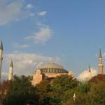 12 al 18 de Octubre de 2005. Llegar a Estambul: icono del movimiento.