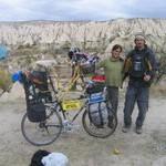 Biciclet…Cok Guzel!!! (Circo bicitransportado en Capadoccia)