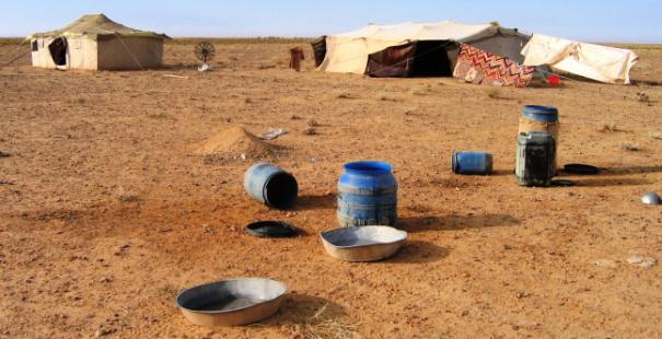 beduinos siria