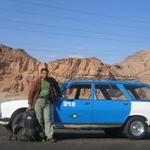 23-31 Dic, 2005. Camino a Cairo…