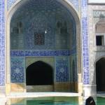 LAS MEZQUITAS DE ESFAHAN: LA COMPLEJIDAD SE VISTE DE AZUL