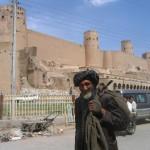 Imágenes de Herat, desde la Fortaleza de Alejandro Magno.