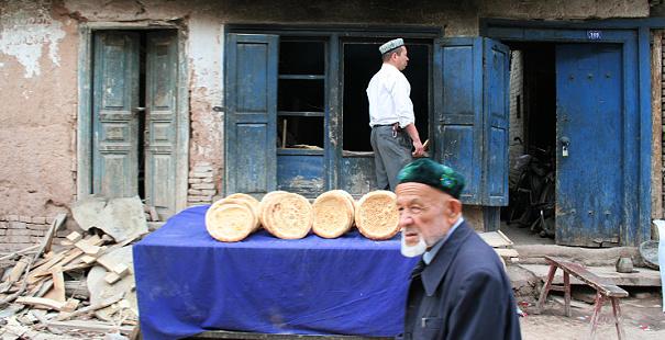 kashgar demoliciones