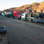 Exportando carne a Chile através de desiertos propicios para el yoga…