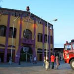 En el cuartel de bomberos de Tocopilla…