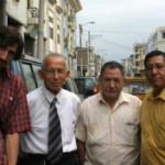 LOS COMPAÑEROS DEL MSP DE GUAYAQUIL  Y LA EFERVESCENCIA ECUATORIANA.