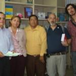 EL MOVIMIENTO MUNDIAL POR LA SALUD DE LOS PUEBLOS Y EL ACRÓBATA DEL CAMINO