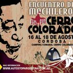 Encuentro de Mochileros en Cerro Colorado, Córdoba, Argentina