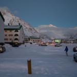 Guía de esquí para pobres, garrapata de las nieves.