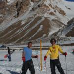 Clases de Esquí en Los Penitentes