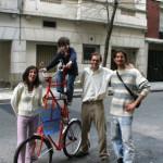 Orbitas superpuestas de viajeros escritores en Buenos Aires