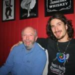Encuentro con Richard Hardwood durante la Feria del Libro