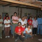 EVENTO DE INTERCAMBIO EDUCATIVO EN LAGUNA DEL ROSARIO