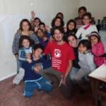 EVENTO EDUCATIVO EN VILLA LUGANO. ¿A CUANTAS CUADRAS QUEDA EGIPTO, PROFE?
