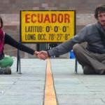 LA VIDA JUNTO A LA LÍNEA DEL ECUADOR