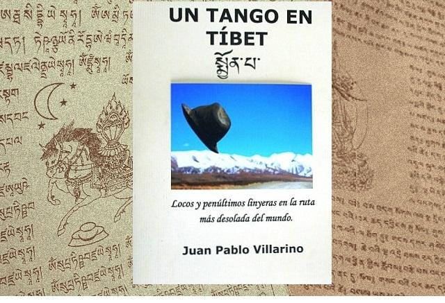 Un Tango en Tíbet - Libro de Viajes