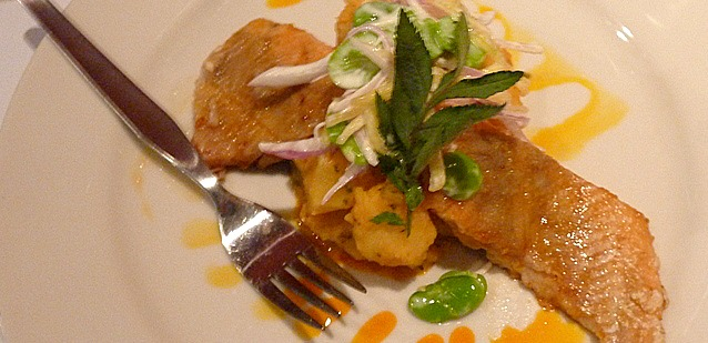 comida peruana gourmet