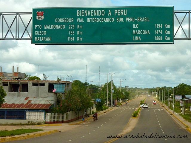 frontera brasil con peru