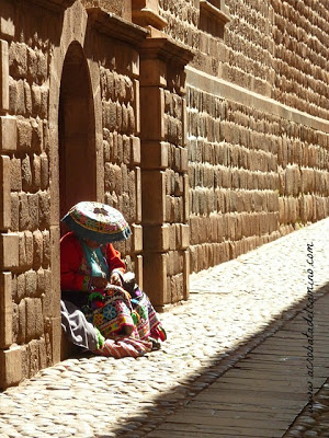 muros incas en cusco