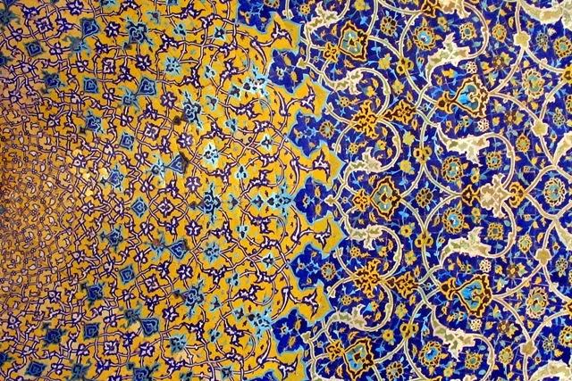 mezquita persa