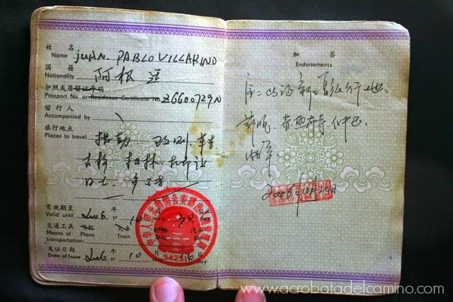alien travel permit