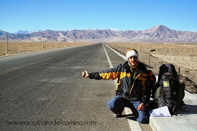 rutas en el tibet