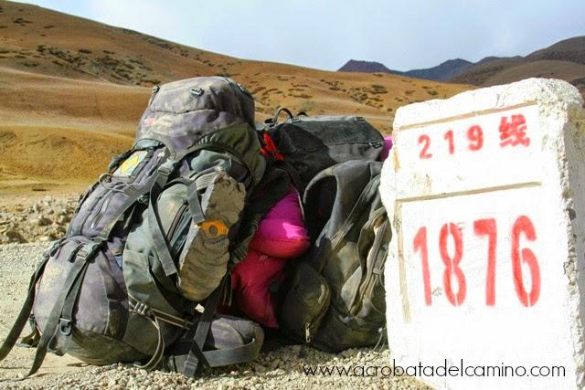 ruta 219 de kashgar a tibet