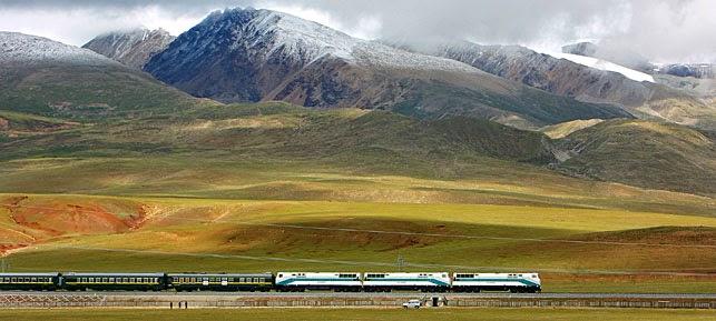 tren de pekin a lhasa