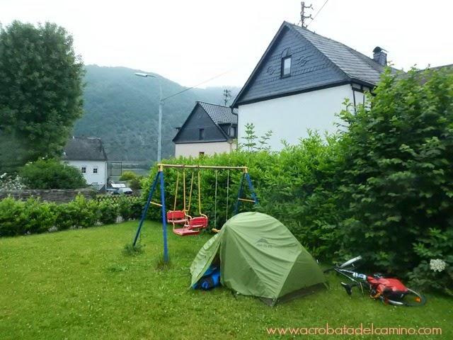 camping en spay