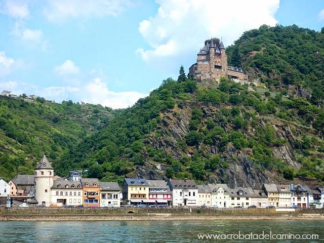 castillo de katz