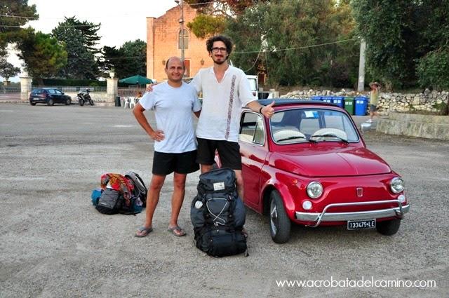 Fiat 500 usada