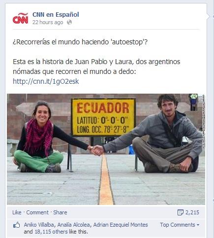 facebook cnn