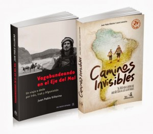 Combo 2 Libros - Vagabundeando y Caminos Invisibles