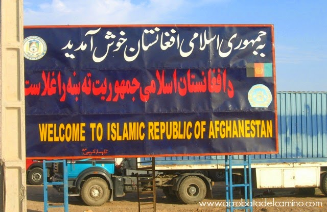 frontera iran afganistan