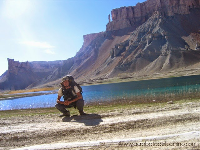 lago bande amir turismo