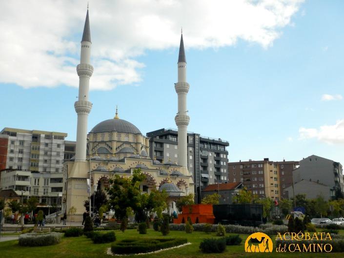 mezquita de mitrovica