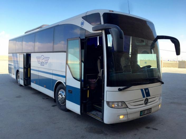 bus jett en jordania