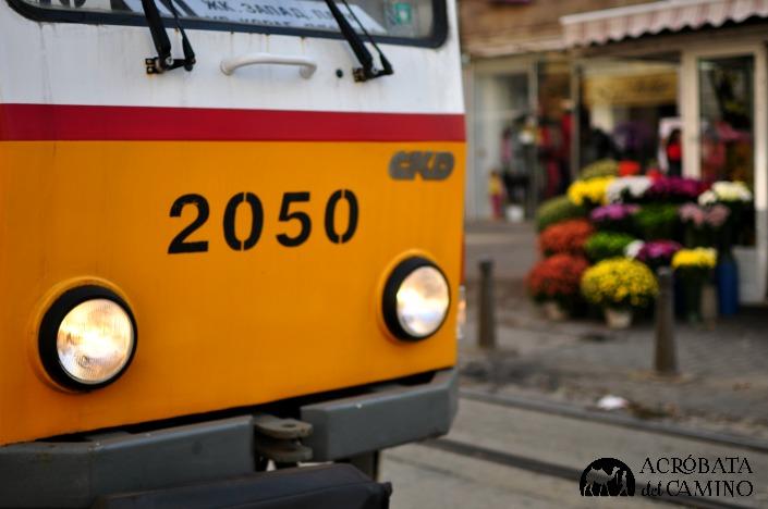 tranvías en bulgaria