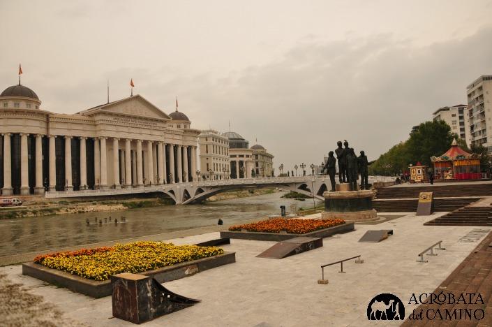 museo de arqueología de macedonia