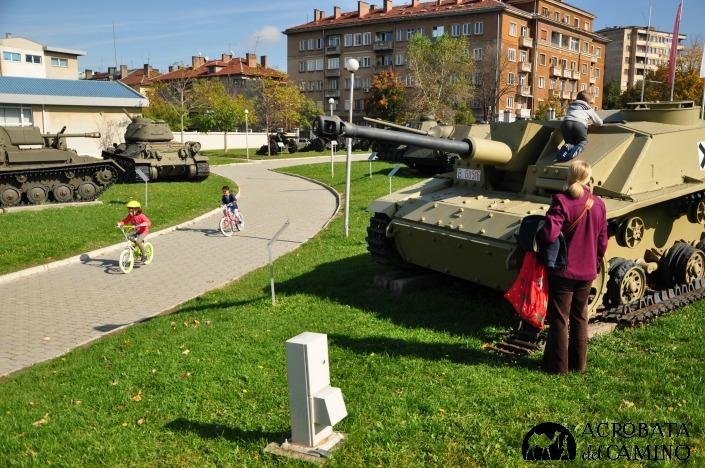 museo militar de sofia